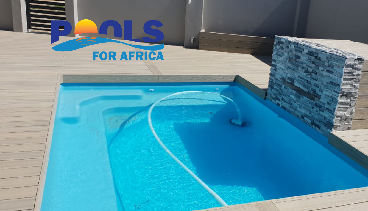Pools for Africa - a client of Savvy Marketing