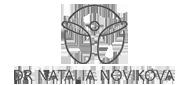 Dr Novikova logo